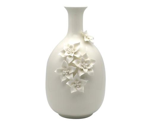 Vaso Quaraciema - Branco, Branco | WestwingNow