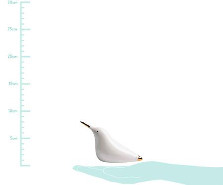 Adorno em Porcelana Stylized Bird - Branco | WestwingNow