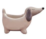 Cachepot em Porcelana Dog - Branco | WestwingNow