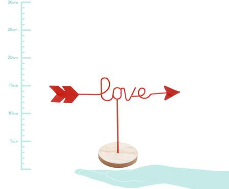 Adorno Love Arrow - Vermelho | WestwingNow